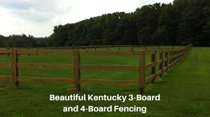 fencing lexington ky.  Fencing Burcoru0027s Kentucky 3 And 4Board Fencing Is Perfect For Horse Farms U0026  Training With Lexington Ky Y