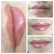 нюдовые губы татуаж нюдовый образ в перманентном макияже эстетика