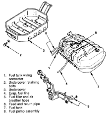Surprising isuzu rodeo fuel pump wiring diagram images best image