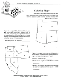 Colored Map Math Colored K Line Map Mathematics For Machine