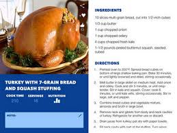 Butterball Turkey Defrost Chart Thanksgiving Turkey Cooking Calculator With Butterball App