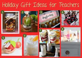 Homemade Holiday Gift Ideas for Teachers