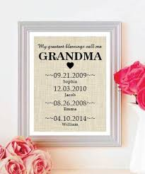 personalized gifts grandma gifts burlap sign mother s day gifts gifts for girls on personalized wall art gifts with amazon personalized gifts grandma gifts burlap sign