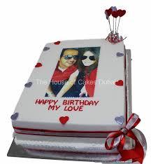 Happy Birthday My Love Cake