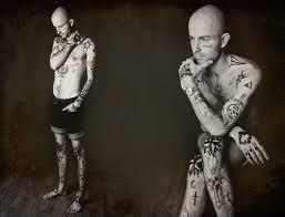 Významy Vězeňských Tetování V Rusku Japonsku A Francii Co Označuje