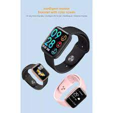 Đồng hồ thông minh uonevic P80 Pro IP68, thể thao chống nước Bluetooth