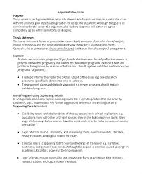 Persuasive Essay Examples For College Students Argumentative Essay Examples College Examples Argumentative Essay