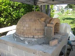 great outdoor pizza oven plans for phillipsburg new jersey dome wood fired backyard pizza dome oven