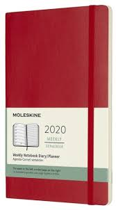 <b>Еженедельник Moleskine Classic Soft</b> WKNT Large датированный ...