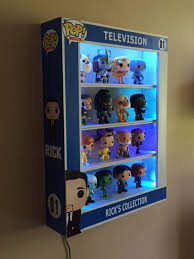 23 diy display cases ideas which makes your stuff more presentable funko figurespop
