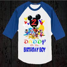Mickey Mouse Birthday Sister Shirt ...