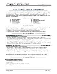 Resume Samples | Types Of Resume Formats, Examples And Templates pertaining  to Estate Manager Resume