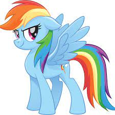 Rainbow Dash My Little Pony - Posts