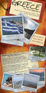 Travel Brochure - Greece | Photography And Techniques +Blogs ...