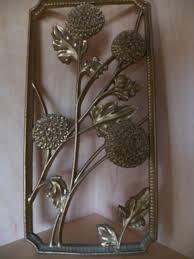 syroco wood wall plaque 12 x 6 high