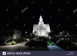 Lighting Stores St George Utah The Mormon St George Utah Temple Is A Temple Of The Church