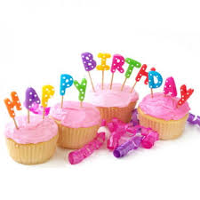 Happy Birthday Cake Candles Decoration Accessories At Low Prices
