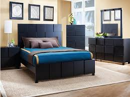 Bedroom: Rooms To Go Bedroom Luxury Shop For A Roxanne Black 5 Pc Queen  Bedroom