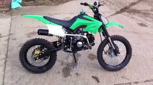 loncin 125cc pit bike youtube