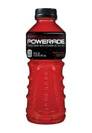 Powerade Vending Machine Magnificent POWERADE Fruit Punch