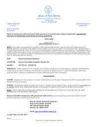 Useful Recreational therapist Resume Sample for Resume Physical therapist