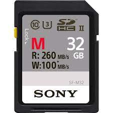 Thẻ nhớ SD Sony 32GB M Series UHS-II