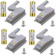 Segolike Door Closer <b>Hinge</b>, <b>Cabinet Hinge LED</b> Sensor Light for ...