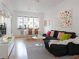 apartment living room design ideas. Exellent Room Alluring Small Apartment Living Room Ideas And Colorful  For An With Design M