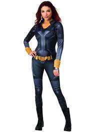 Black Widow™-Damenkostüm für Marvel ...