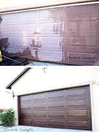 homemade garage door build sliding garage doors wood work