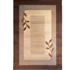 fabulous brown area rugs with andover mills eugenia brown area rug reviews wayfair