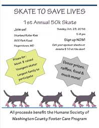 Skate to Save Lives | Humane Society of Washington County