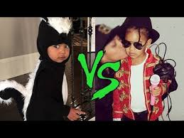 Blue Ivy vs North West : Who Is Cute? | Halloween 2014 - YouTube via Relatably.com