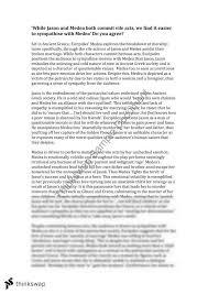 unit engish text response essays medea year vce unit 3 4 engish text response essays medea