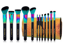 spectrum is a uk brand that s gaining plenty of exposure for their mermaid inspired brush designs this one is their most luxurious set