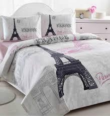 image of paris bedding twin