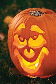 Cool Pumpkin Faces 33 Halloween Pumpkin Carving Ideas Southern Living