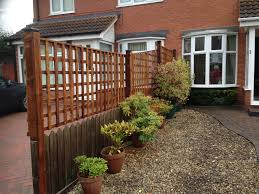Build a trellis for your yard using these free woodworking plans. Timber Trellis Fencing Panels Hodges Lawrence Ltd