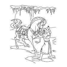 Kleurplaten Printen Frozen Hard Elsa Anna Kleurplaat Uitprinten Op