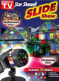 Slide Tv Show Star Shower Slide Show Amerimark