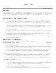 Sample Resume Finance Manager Resume Samples Finance Finance Manager