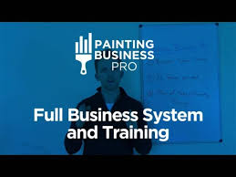 painting business pro starter course