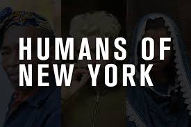 <b>Humans of New</b> York