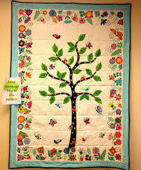 Check out the quilt we made from the Anita Good Designs Tree of ... & Check out the quilt we made from the Anita Good Designs Tree of Life  Pattern. Adamdwight.com