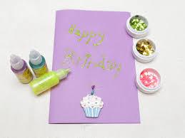 Teachers Birthday Card How To Make A Simple Handmade Birthday Card 15 Steps