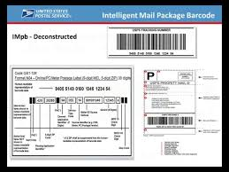 usps barcode format usps im package barcode impb what you need to know february 12