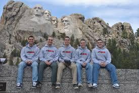 Original Design For Mt Rushmore Custom T Shirts For Nu Baja At Mt Rushmore Shirt Design
