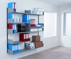 wall shelves for office. Wall Mounted Office. Office E Shelves For L