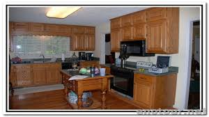 beauteous refurbished kitchen cabinets in best cabinet color for re refurbished kitchen cabinets for