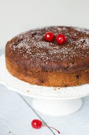 Jamaican Rum Cake Recipe w Dried Fruit
